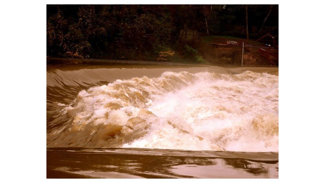 barrage sur le Tarn
