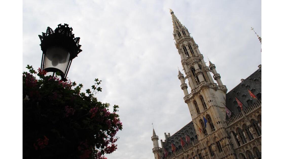 Hotel de ville à Bruxelles Marie 63!