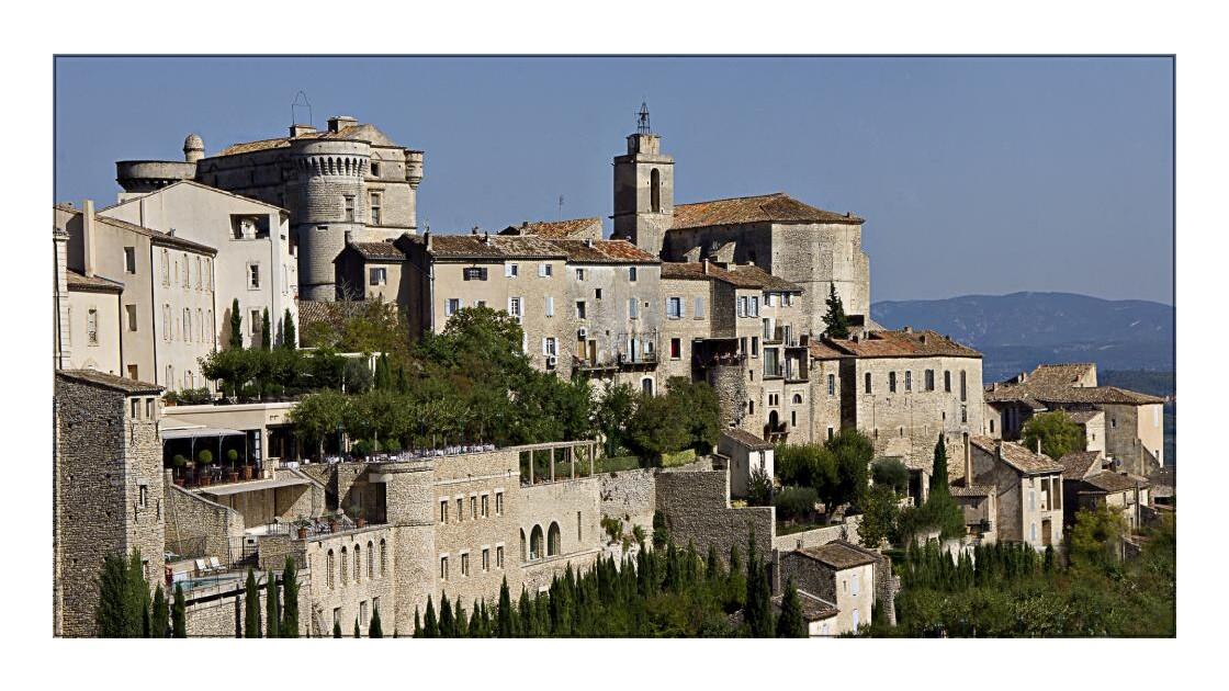 L'église Saint-Firmin et le château !!