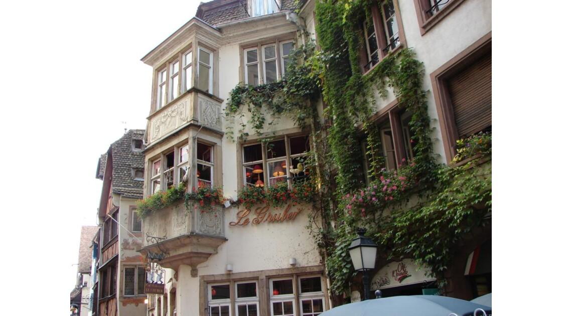 Restaurant connu (Strasbourg)