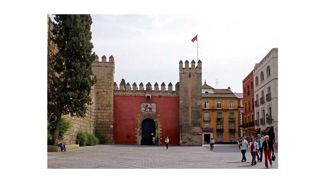 Porte du lion Seville