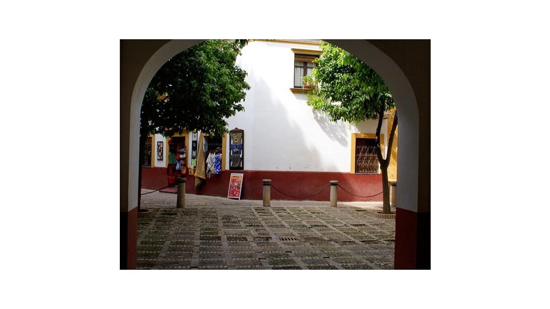 Quartier Santa Cruz Seville