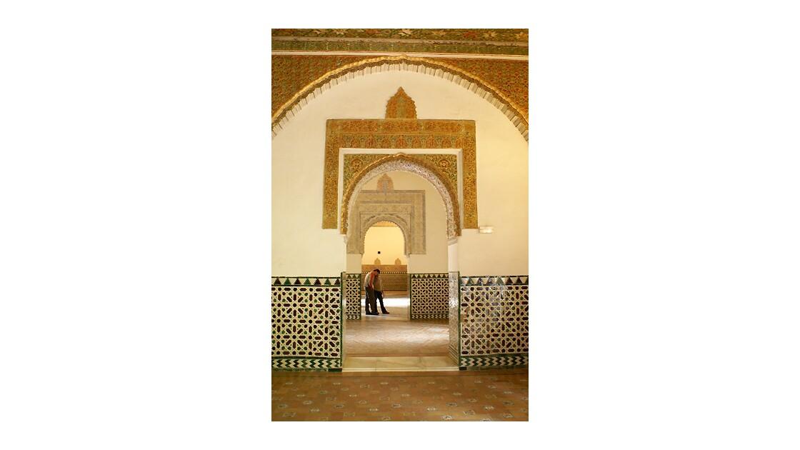 Palais de l'alcazar Seville