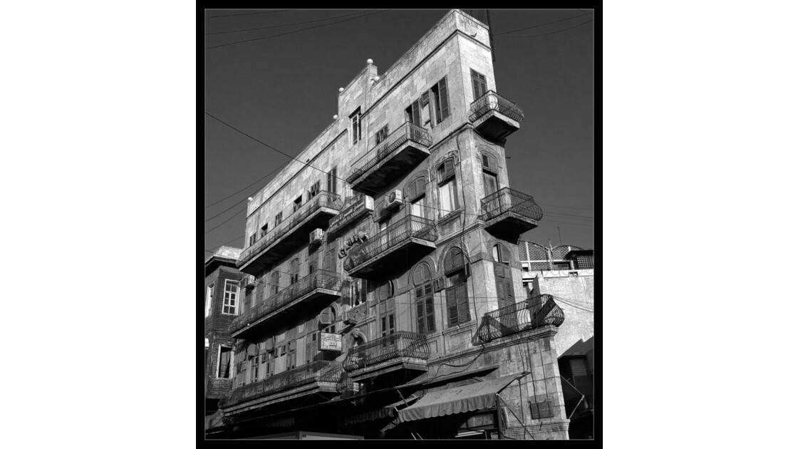 Immeuble à Alep
