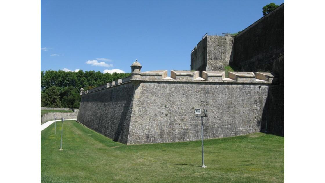 cité fortifiée de Pampelune