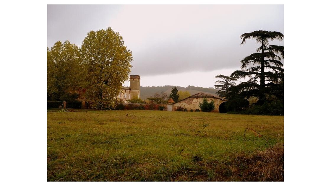 château de Beauvais / Tescou