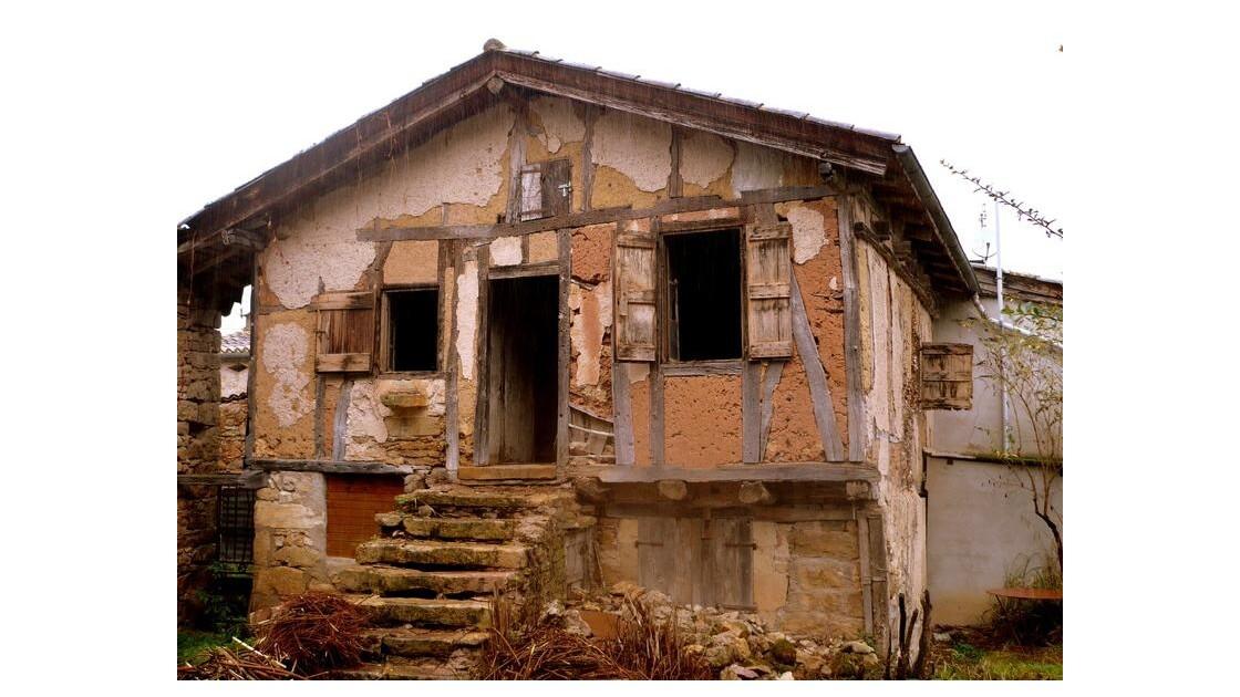 vieille maison à Laval