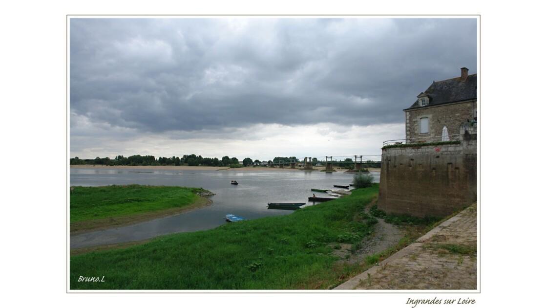 Loire et pont