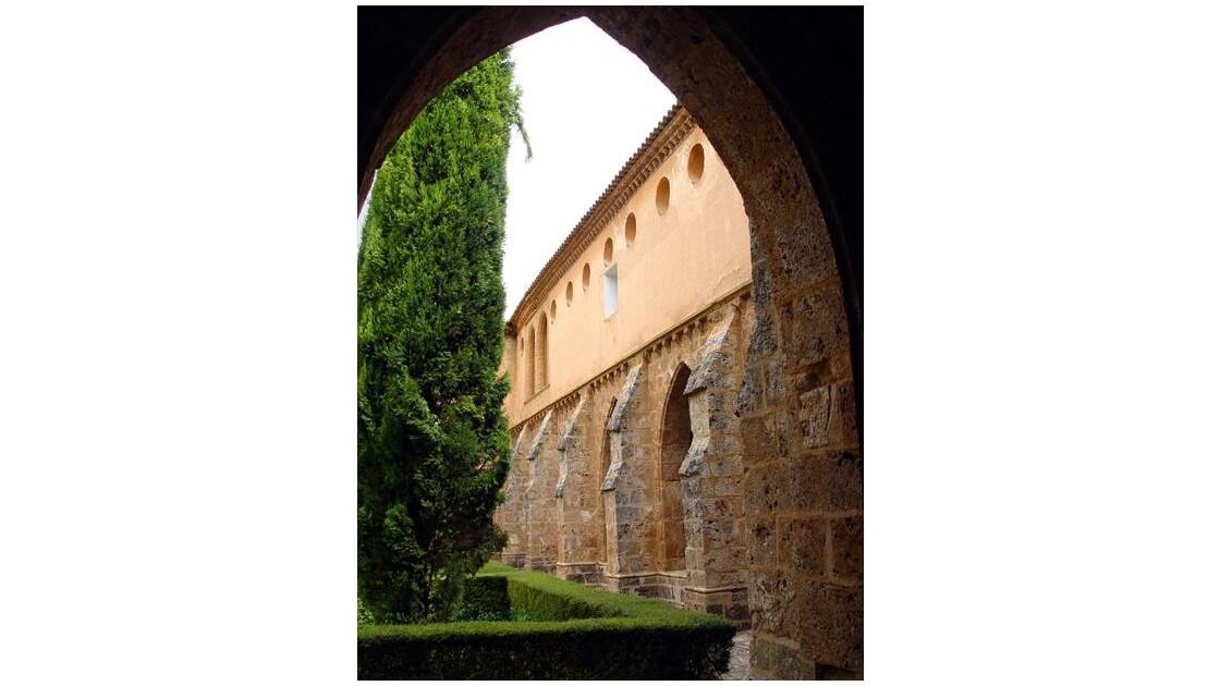 Monastère de la Piedra