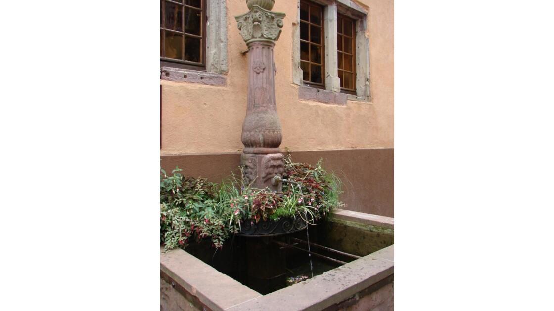 Fontaine (Ribeauvillé)