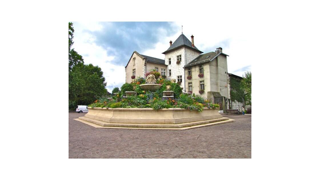 Mairie d'Aix les Bains
