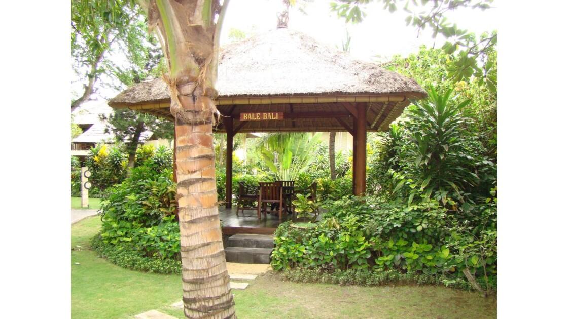 jardin d'hotel