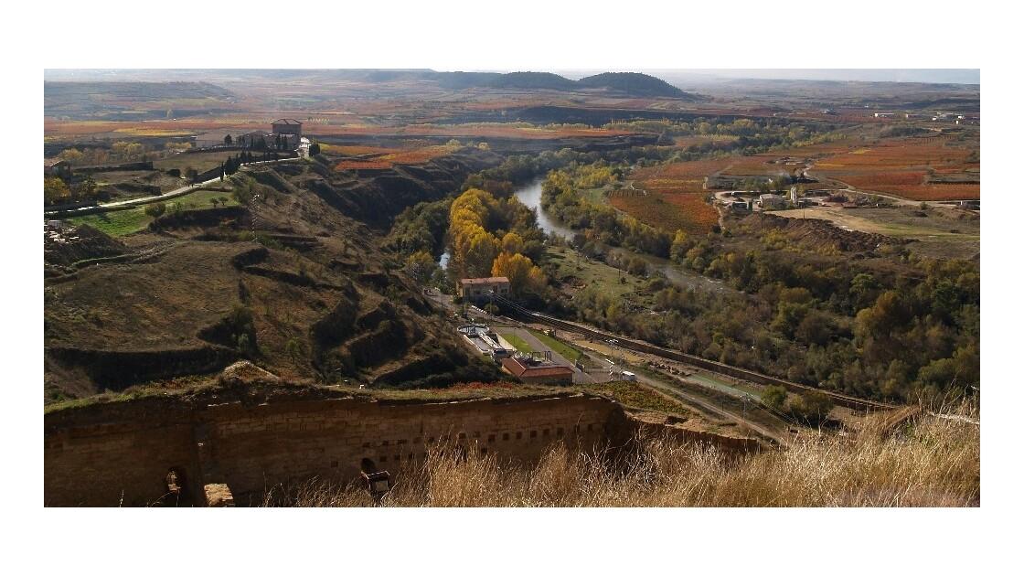 La vallée du Rioja