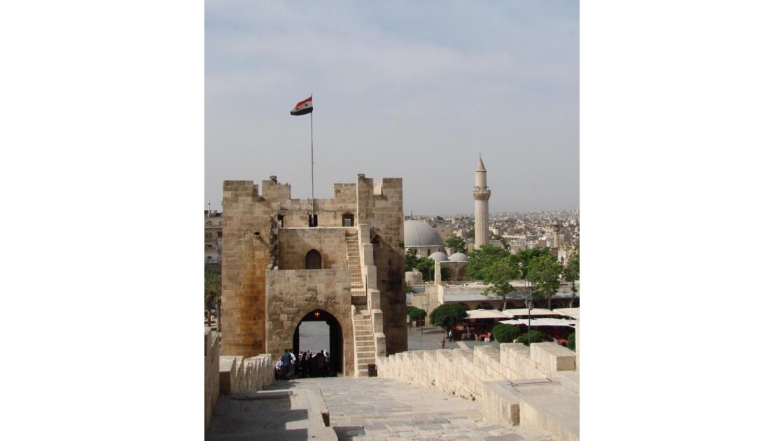 Alep Citadelle