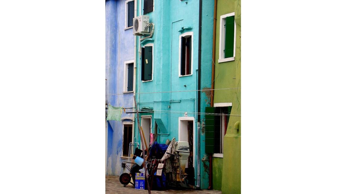 Burano : bric à brac