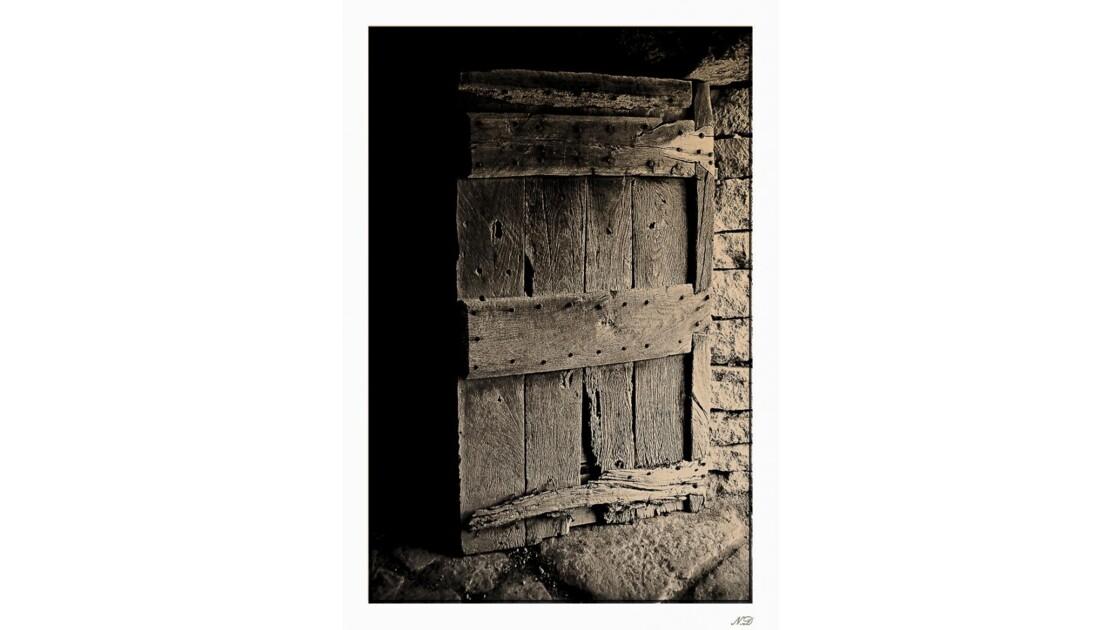 Une porte !