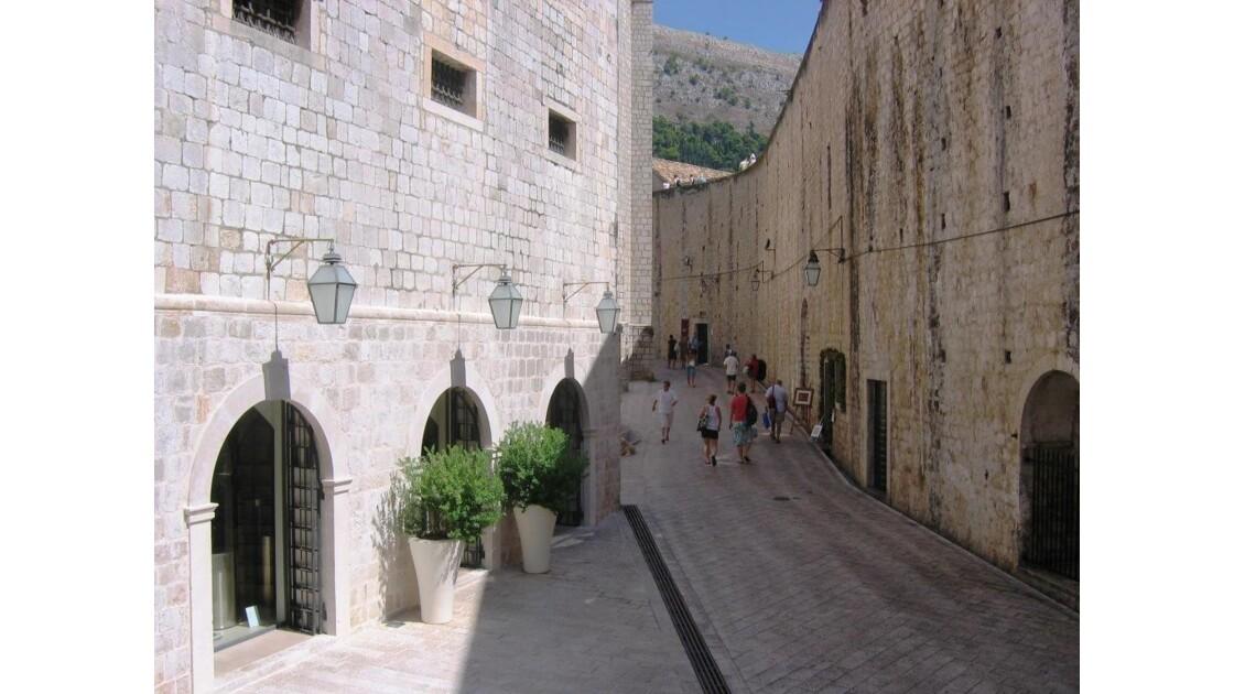 Croatie Dubrovnik Fortifications