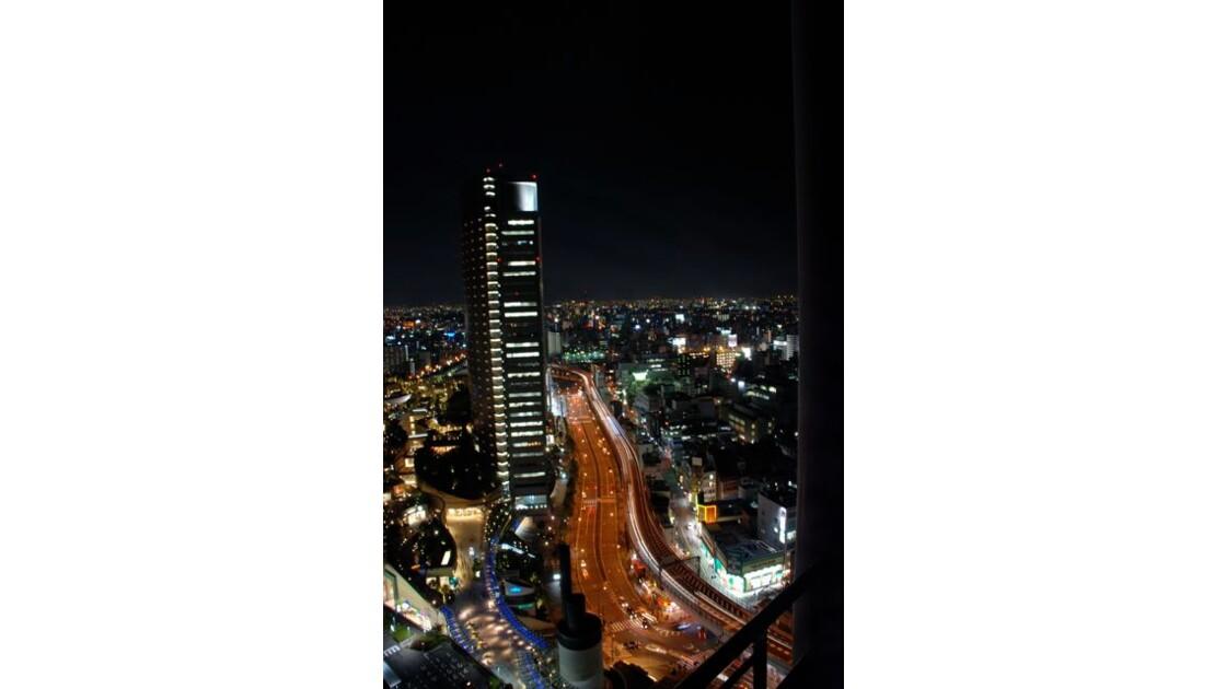 La nuit en ville