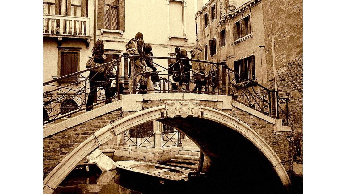 Venise : ...En sortant de l'école ...