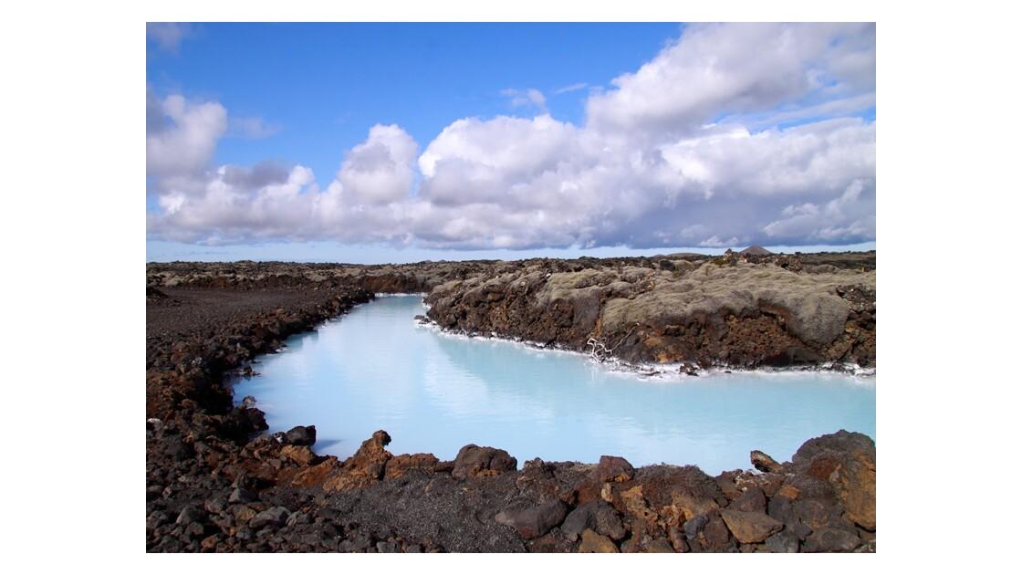 Vers le Blue lagoon