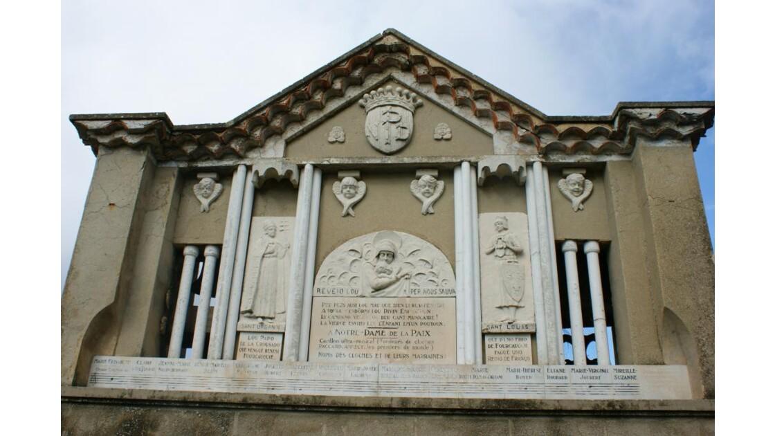 Tympan du Carillon