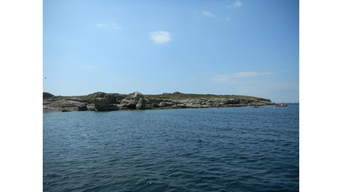 L'île de Penfret - Glénans