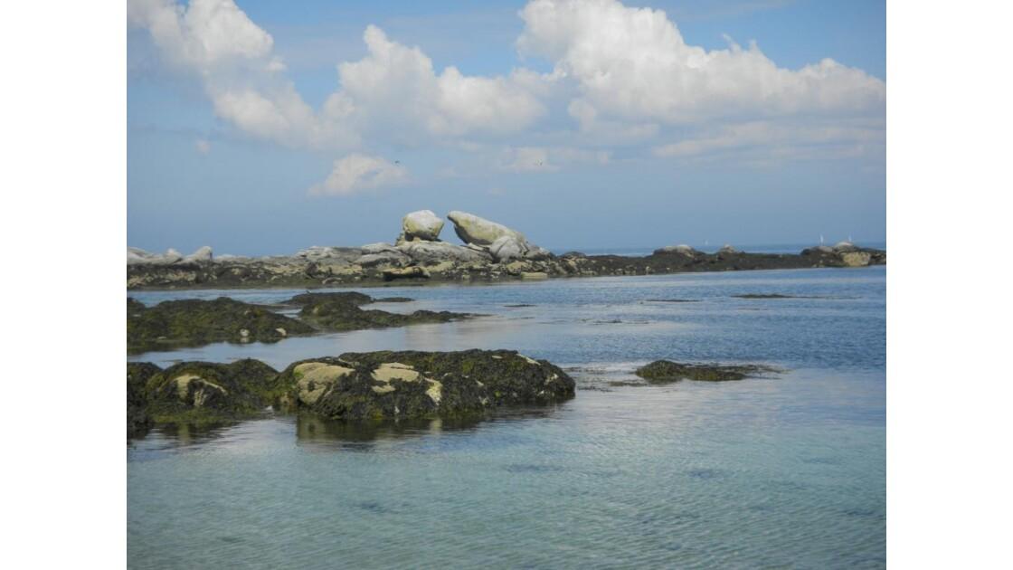 L'îles des Moutons - Glénans