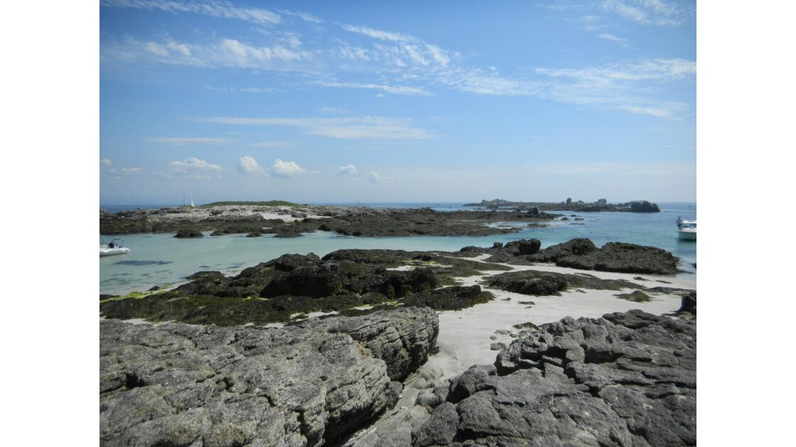 L'île des Moutons - Glénans