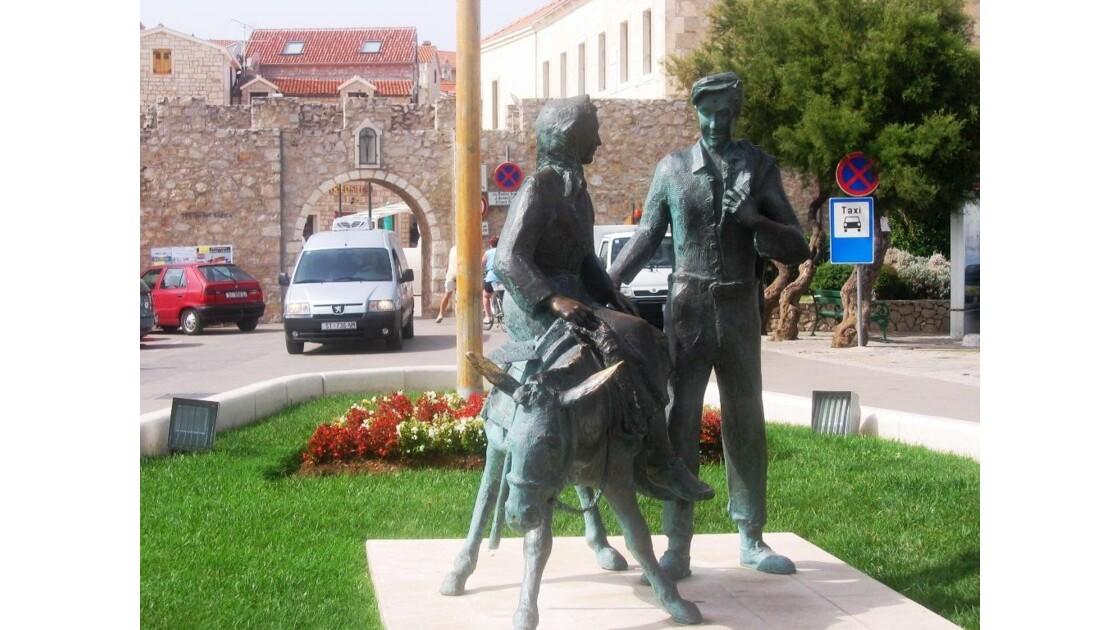 Croatie Primosten