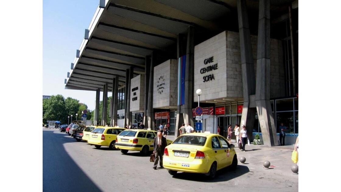 Gare de Sofia