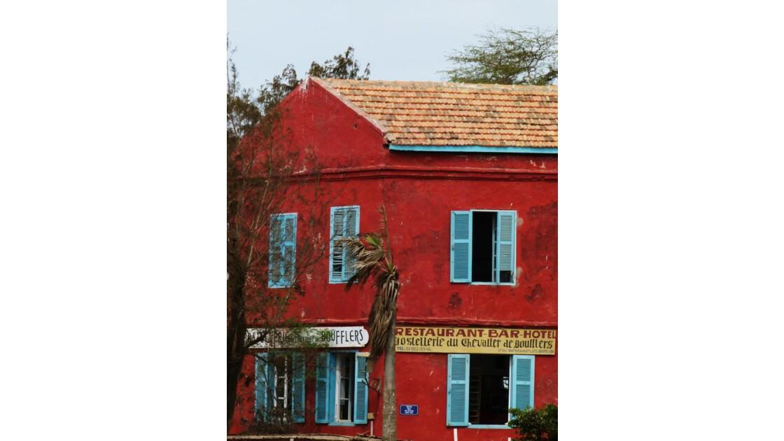 007 île de Gorée