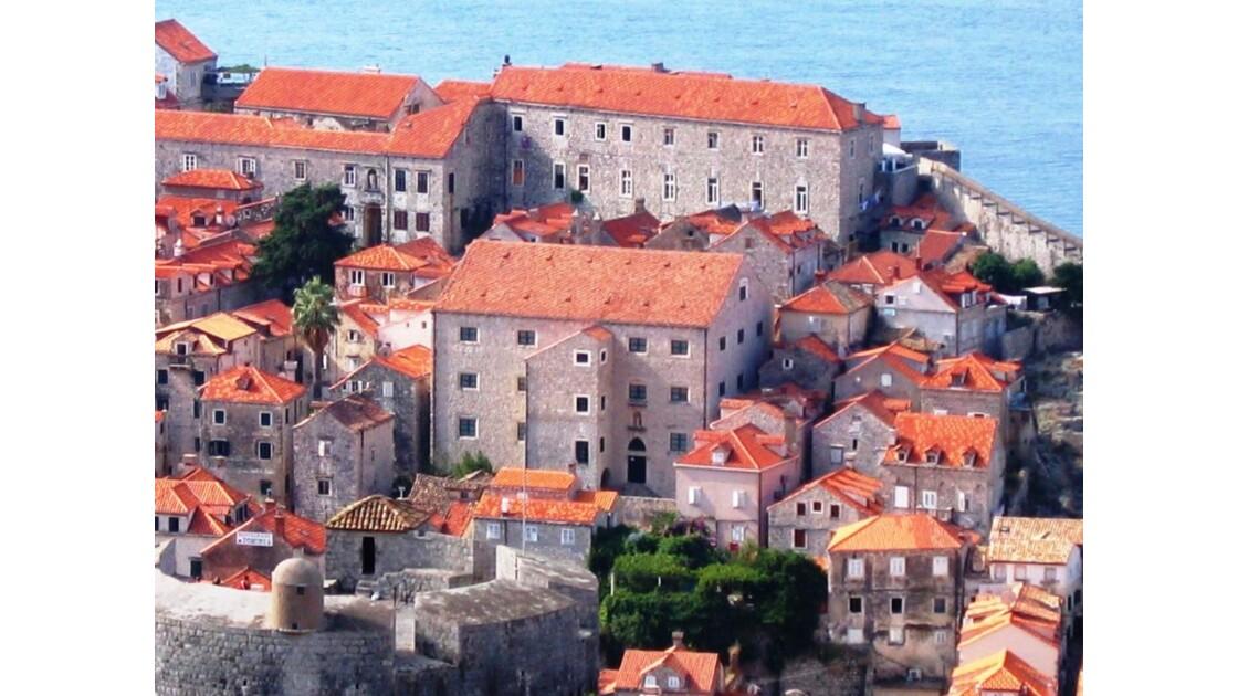 Croatie Dubrovnik Stari Grad