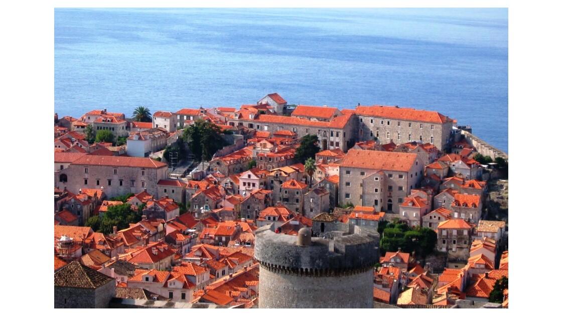 Croatie Dubrovnik La Vieille Ville