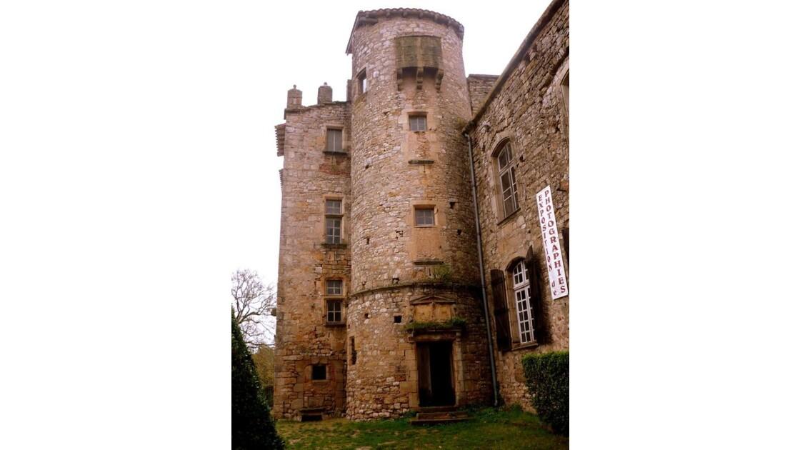 la tour du château vieux