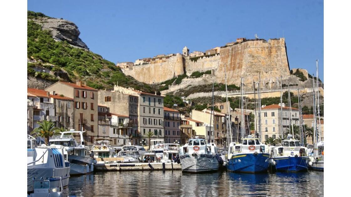 Citadelle de Bonifacio, Corse-du-Sud