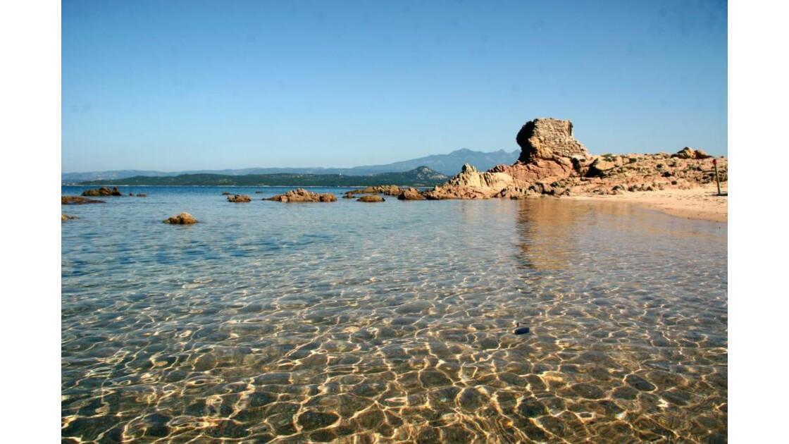 Plage de la Tonnara, Corse-du-Sud