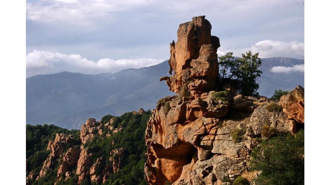 Calanches de Piana, Corse