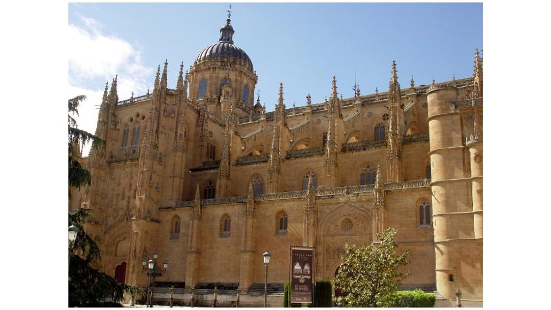 Salamanque la cathédrale