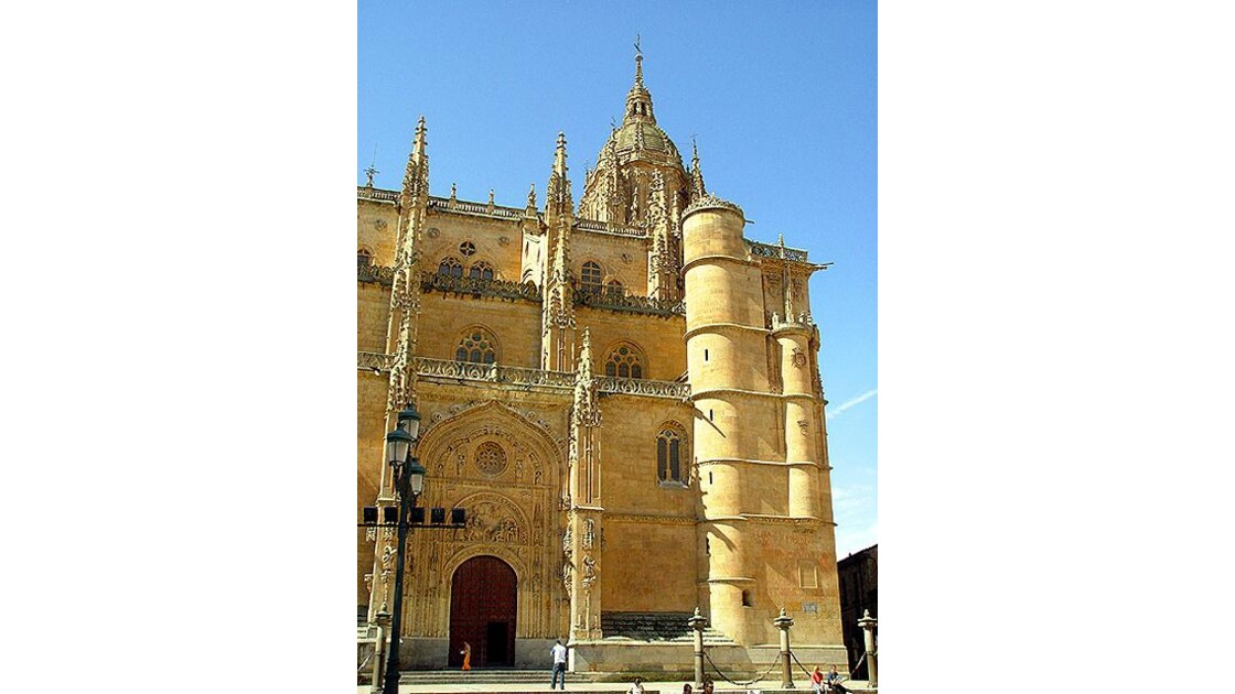 Salamanque  cathédrale