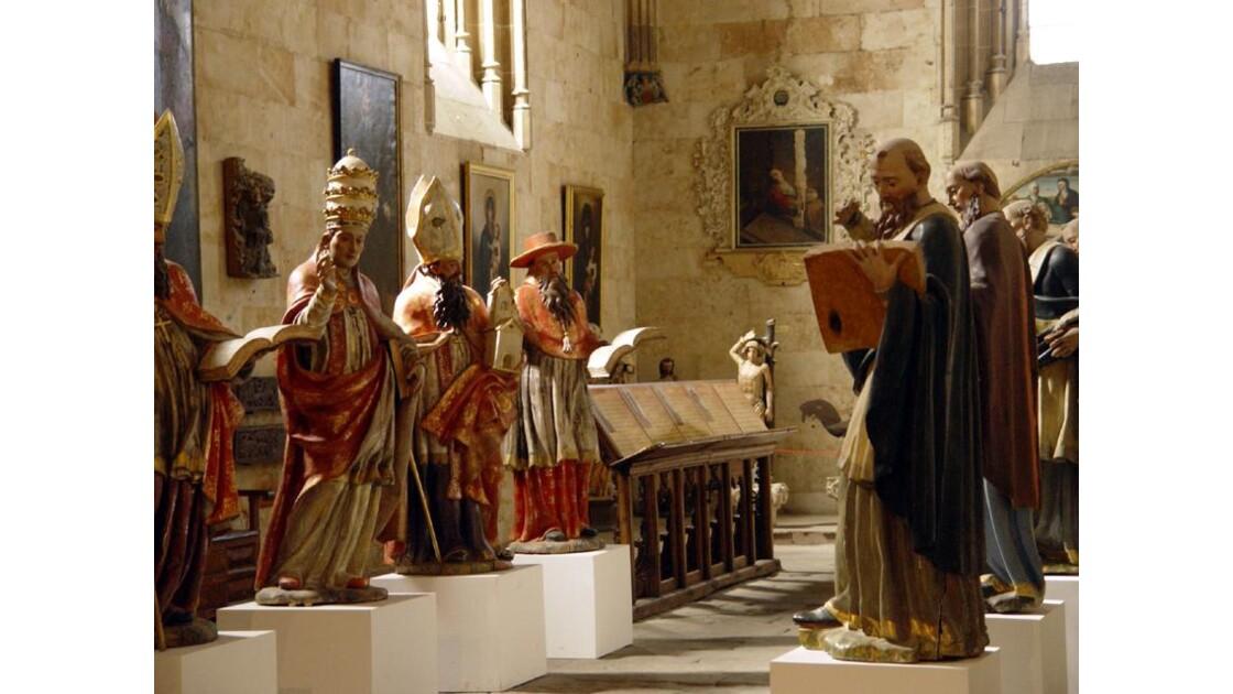 Salamanque viellle cathédrale