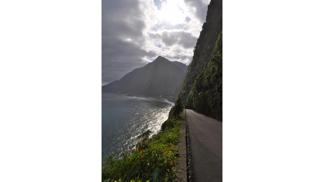 La vieille route de la côte nord