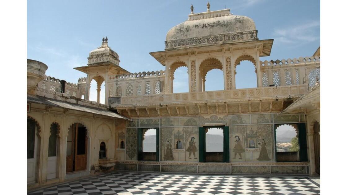 City Palace d'Udaipur