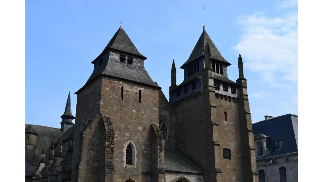 cathédrale de saint brieuc
