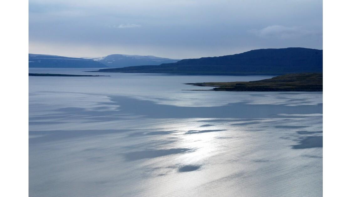 sur la route des Fjords du Nord Ouest