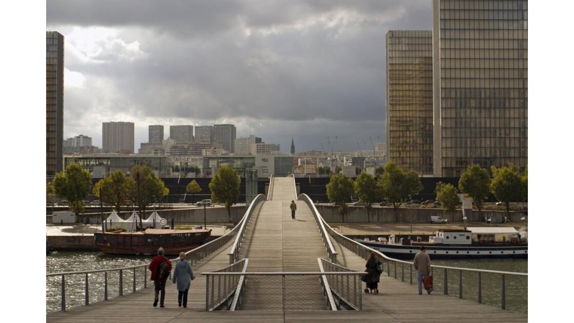 Paris, Bibliothèque François Mitterrand