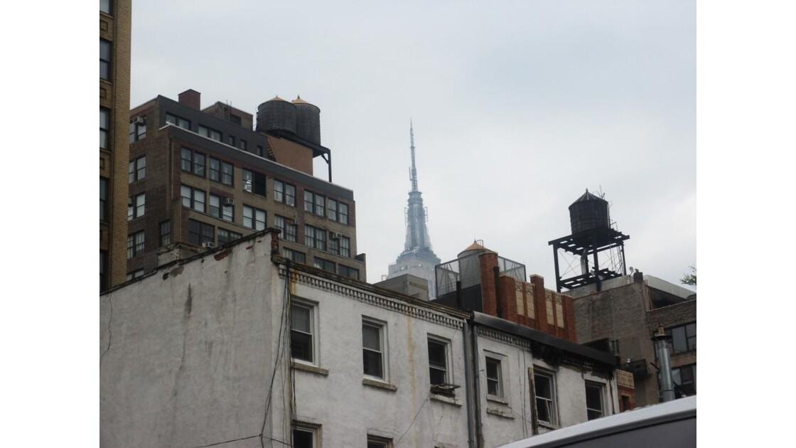 Empire State Building et Réservoirs
