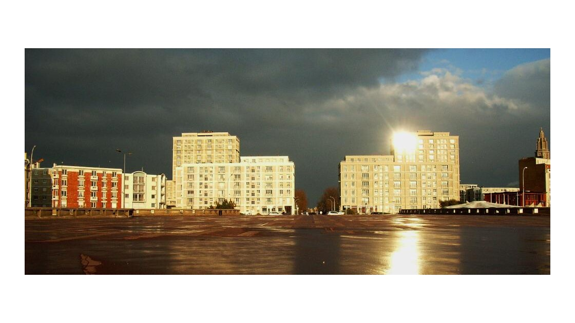 Le Havre Porte Océane