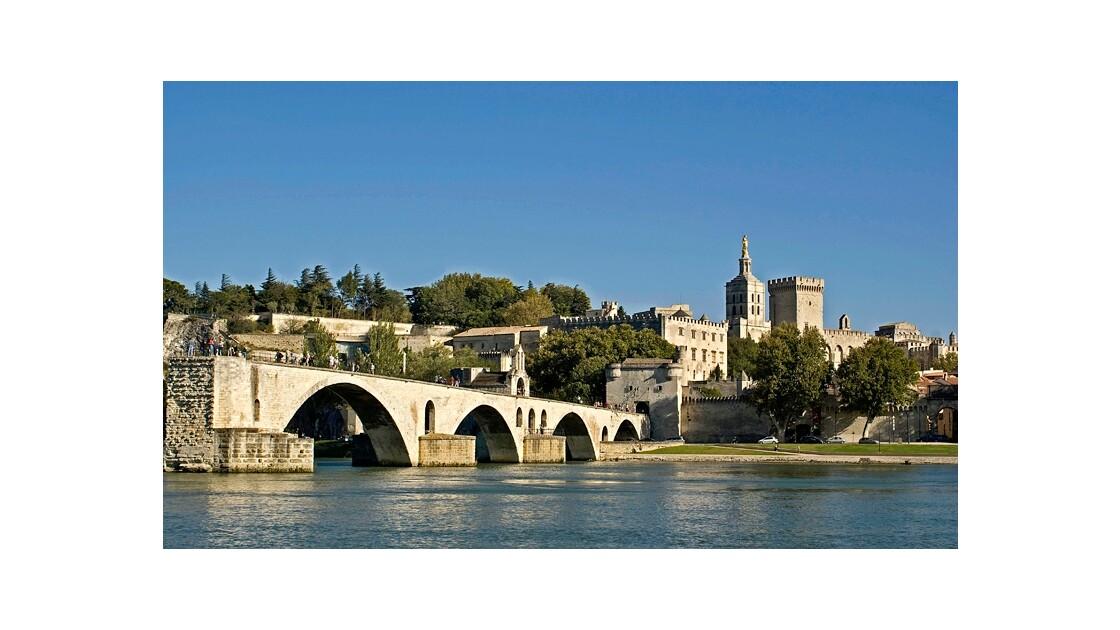 Pont St Benezet Avignon