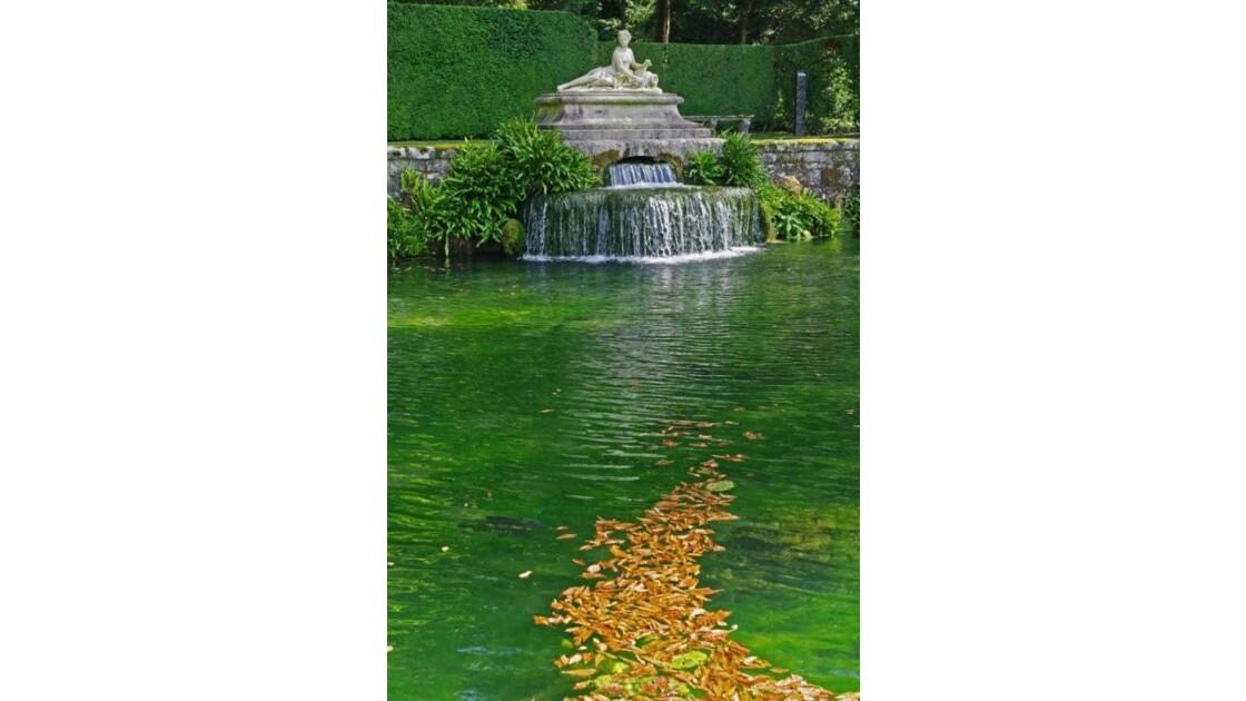 le bassin de la Baigneuse...