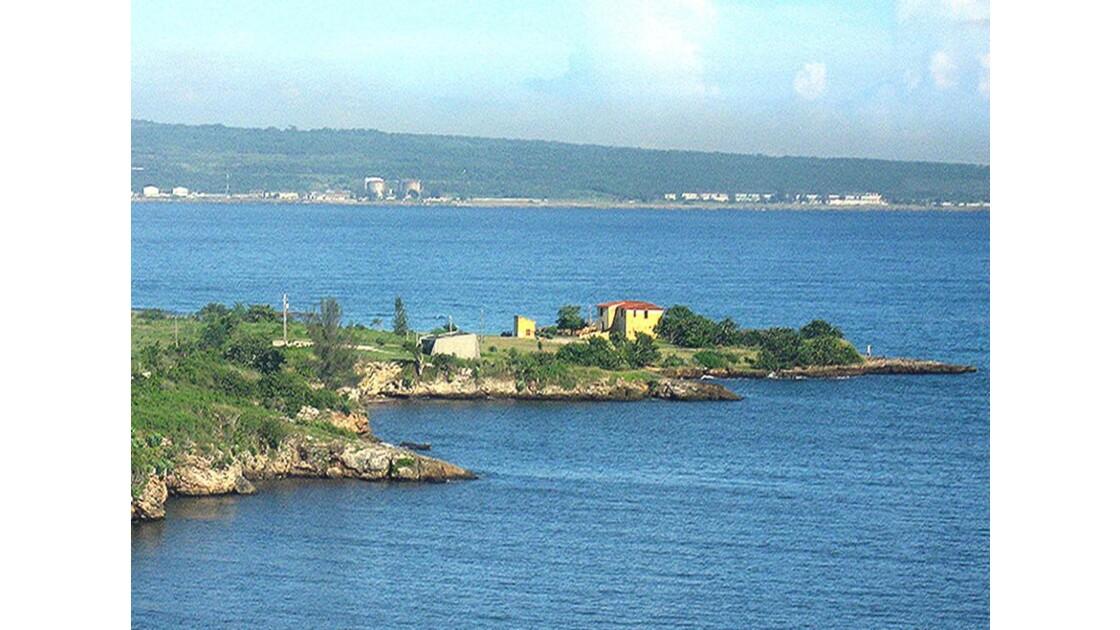 presqu'île dans la région de Matanzas